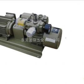 宇旭印刷单头泵标准型WQB25 小森印刷机机泵泵现货