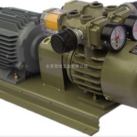 宇旭无油真空泵 WQB15-P-V/VB 负压真空泵现货