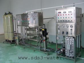 超声波清洗系统配套超纯水设备
