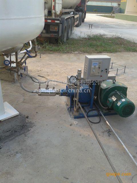 液氧低�匾后w充�b泵 高��饣�器