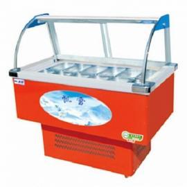 凯雪冰粥柜KX-1.0ZD 商用冷饮柜 冰粥冷藏展示柜