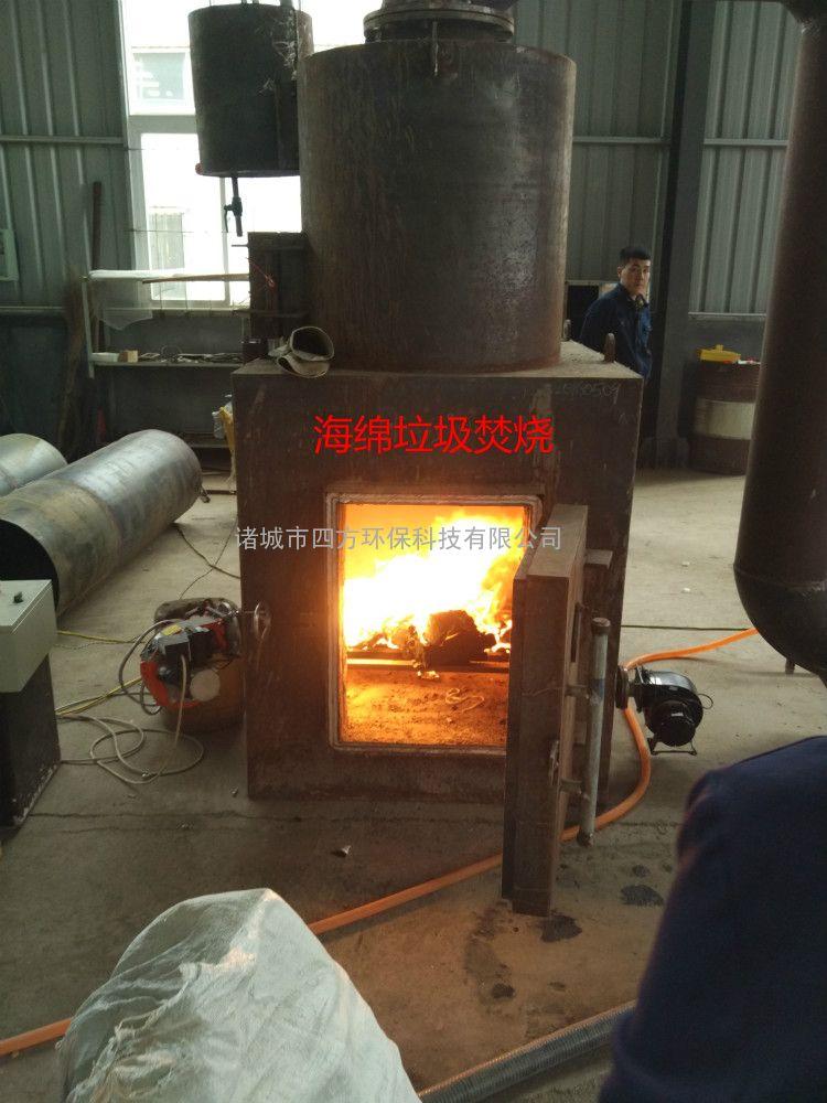 疾控中心垃圾处理焚烧炉