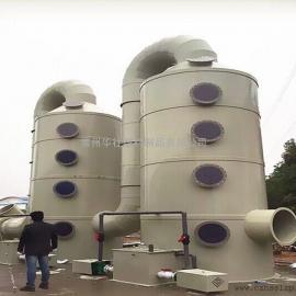 北京化工厂活性炭吸附塔装配烟气脱硫设备喷淋塔厂家定制
