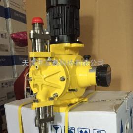 美国米顿罗GB0500机械隔膜计量泵