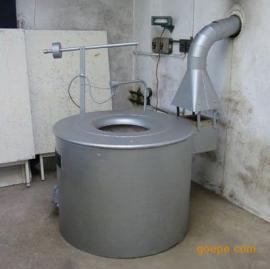 天然气熔铝炉
