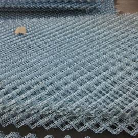 赣州防盗美格网护栏网限时特价-8×8公分焊接菱形铁丝网厂商