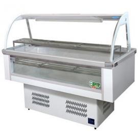 凯雪冷柜KX-1.9ZX 鲜肉展示柜 凉菜酱菜保鲜柜