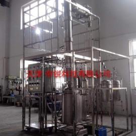 供应山东不锈钢精馏塔,山东不锈钢精馏装置厂家