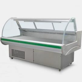 凯雪冷柜KX-2.0GFTA 冷鲜肉展示柜 熟食冷藏展示柜