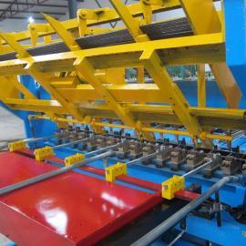 私人订制护栏网片排焊机 煤矿支护网排焊 网片机