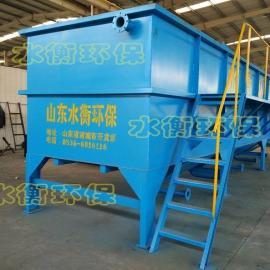 厂家新品 斜管沉淀池污水固液分离设备 高效沉淀