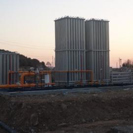 1000立方LNG气化调压站设备 天然气减压计量设备