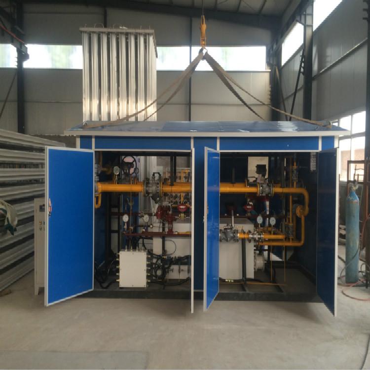 供应优质CNG压缩天然气减压撬设备 CNG调压撬