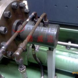 多通路液压旋转接头配导电滑环