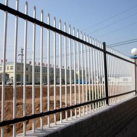 小区锌钢护栏生产厂家@河南小区围墙工厂护栏@华文小区锌钢栅栏