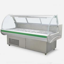凯雪冷柜KX-2.5GZ 冷鲜食物展示柜 2.5米肉食柜