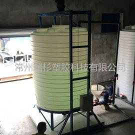 复配罐 外加剂复配罐 聚羧酸稀释罐 外加剂调配罐