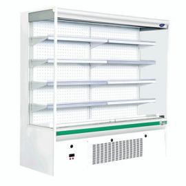 凯雪风幕柜KX-2.5LFA 立式风冷展示柜 冷藏展示柜