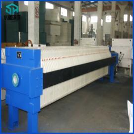 水衡环保生产 板箱板框式污泥压滤机 方便简单