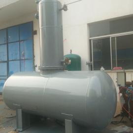 海绵铁除氧器工作原理