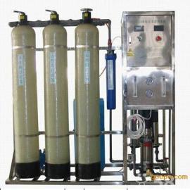 水处理设备 反渗透设备 纯净水设备 0.5吨/小时2罐子