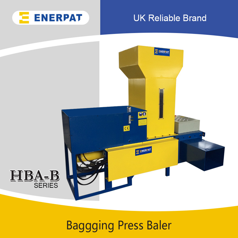 卧式稻壳套袋打包机HBA-B120