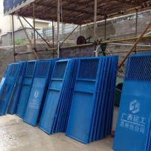 电梯防护门 电梯井安全门生产厂家