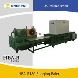 南通恩派特厂家直销木屑木渣套袋打包机HBA-B180,一年质保