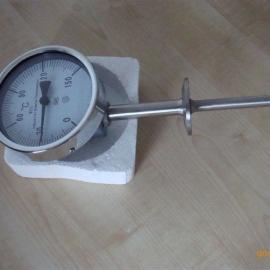 卡箍卫生型双金属温度计