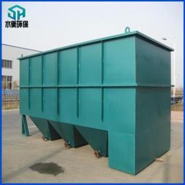 SH水衡环保厂家直销 斜管沉淀池 高质量高效率