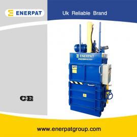 英国恩派特特供全新瓦楞纸打包机,新型废纸边压缩打包机