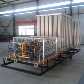 LNG气化站成套工程 LNG气化调压设备 LNG气化器 天然气气化器