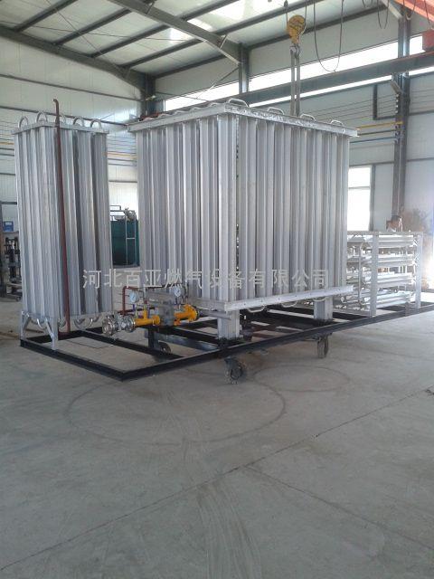 燃气设备 河北百亚燃气设备有限公司 产品展示 lng气化调压站 lng气化