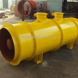 陕西隧道风机生产厂家sds-8#2*55kw