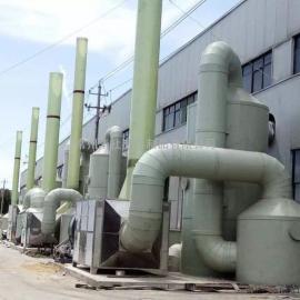 湖南厂家可定制废气处理成套设备化工厂烟气脱硫设备