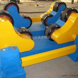 重型可调式滚轮架 输油管道自动焊接滚轮架