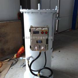 供应百亚300 500立方二氧化碳电加热汽化器 NG燃气复热器