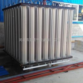 供应100 300 500立方空温式汽化器 氧氮氩汽化器