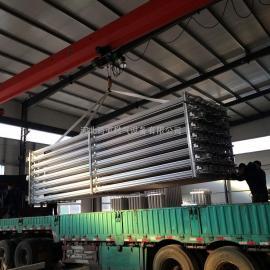 供应DKQ-500立方空温立式汽化器 LNG储罐卸车增压器