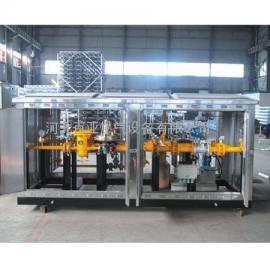 厂家供应优质CNG减压撬 压缩天然气调压计量供气设备 100 500立方