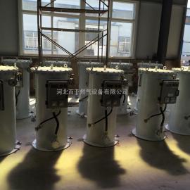 供应100 200 500立方电加热复热器 燃气电加热
