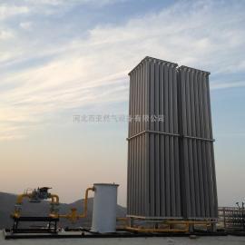 分布式LNG点供设备 大型低温液体气化设备 LNG气化调压设备