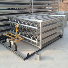 厂家生产空温式汽化器 LNG储罐增压器 天然气高低压气化设备