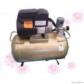 日立全无油小型空压机LE系列