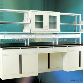 广东广州佛山学校实验室耐酸碱全钢实验台 全钢实验台价格