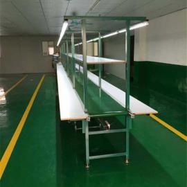 供应佛山自动化流水线铝合金生产线小型 输送带食品加工流水线