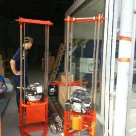 野外取样选择巨匠QZ-2B汽油取芯钻机 地质勘探专用钻机