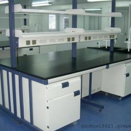 东莞全钢实验台生产厂家-实验室专用试验台通风柜