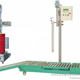 液体灌装秤/25L铁桶灌装秤报价/自动灌装秤厂家