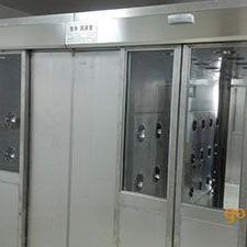 郑州自动感应风淋室